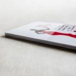 نمونه چاپی کارت ویزیت لمینت براق