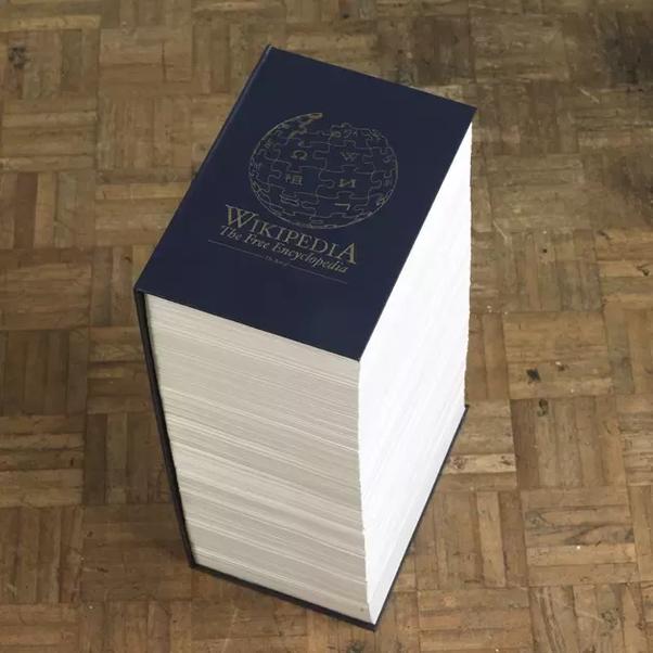 پرینت صفحات ویکی پدیا